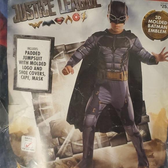 NWT DC Batman Child Costume
